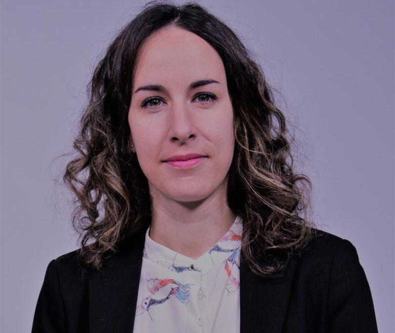 Sofía Calvo Moreno, fisioterapeuta y docente universitaria, se incorpora al equipo de UPROOF Biomechanics